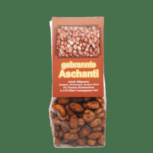 Schwandtner`s hand-gerösstet Erdnüße mit Zimt und Zucker von Drop Shop Schwandtner