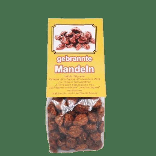 Schwandtner`s hand-gerösstet Mandel mit Zimt von Drop Shop Schwandtner