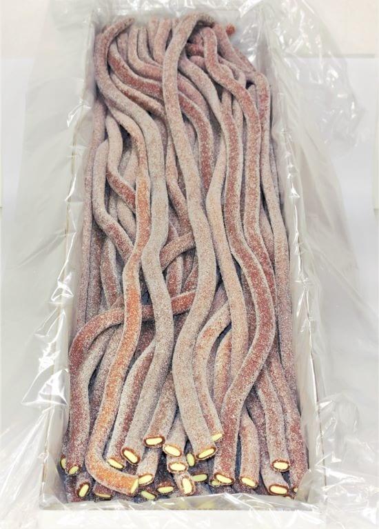 40 Sauere Meterkabel mit Colageschmack mit Konfekt im Kern bei Drop Shop Schwandtner