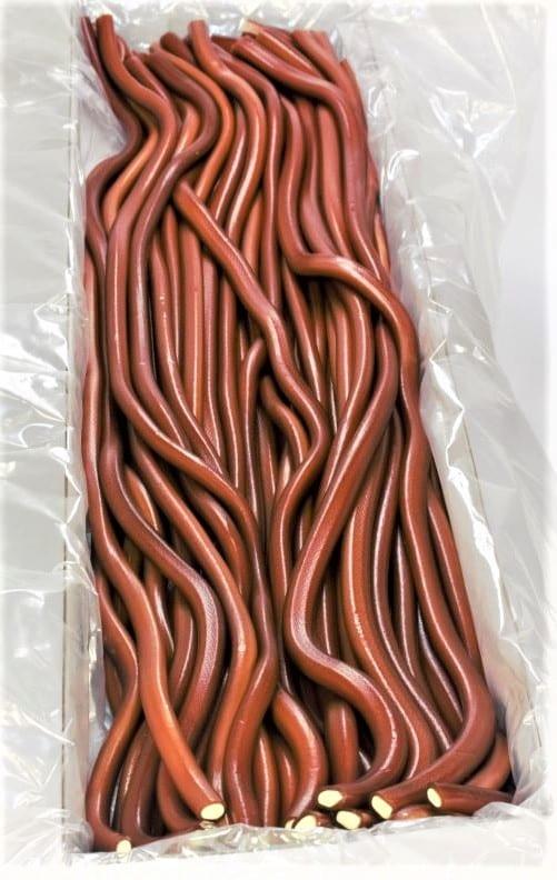 40 Meterkabel mit erfrischendem Cola-Geschmack und Konfekt im Kern von Drop Shop Schwandtner