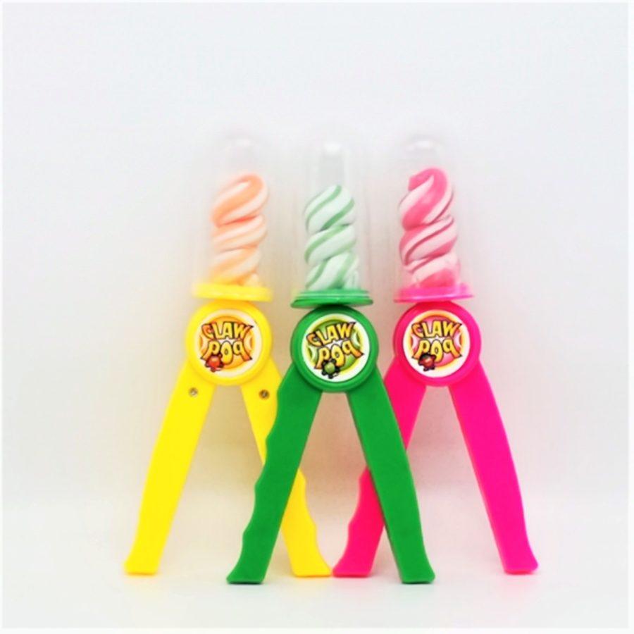 Der gezwirbelte Twister-Lolli mit Dreh von Drop Shop Schwandtner