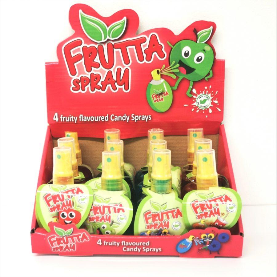 Frutta Sprays mit Fruchtgeschmack von Drop Shop Schwandtner