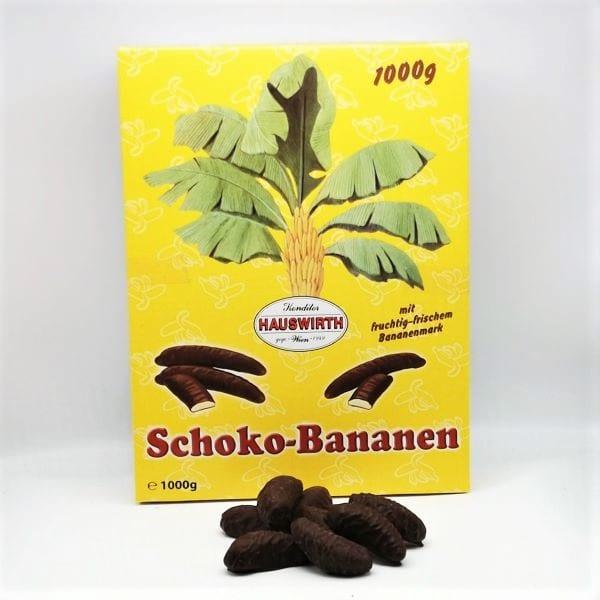 Fruchtige Schoko-Bananen von Drop Shop Schwandtner