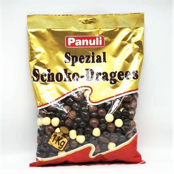 Spezial Schoko-Dragee Mischung von Drop Shop Schwandtner
