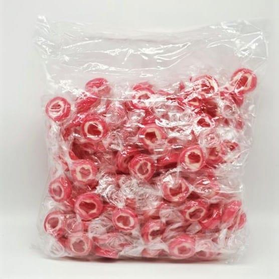 Hartkaramellen-Bonbons mit Herz von Drop Shop Schwandtner