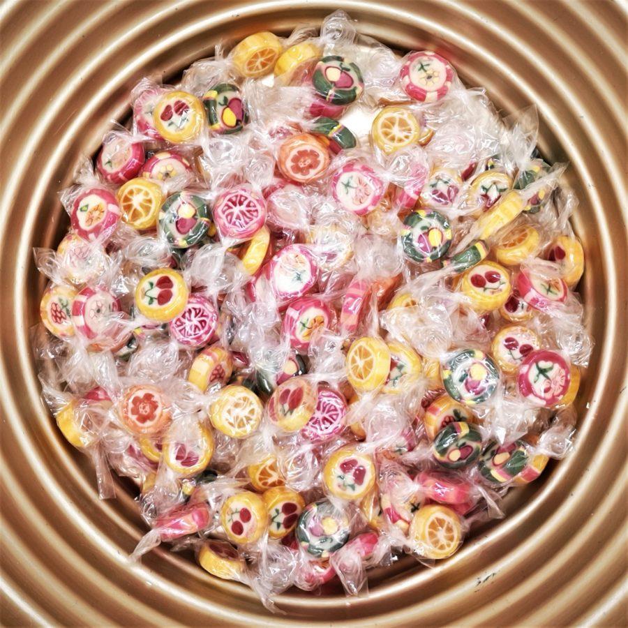 Hartkaramellen-Bonbons Spring -Edition von Drop Shop Schwandtner