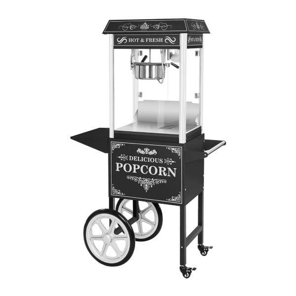 Pocornmaschine im Retrowagen von Drop SHop Schwandtner