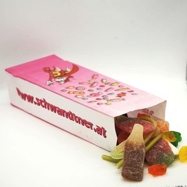 Super Candy Sackerl befüllt von Drop Shop Schwandtner