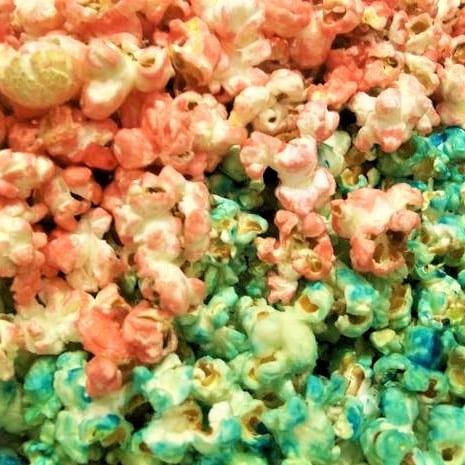 Buntes Popcorn von Drop Shop Schwandtner