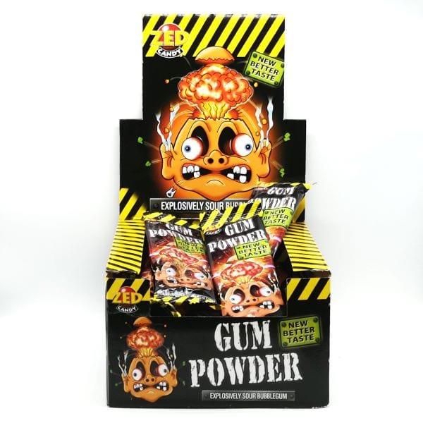Gum Powder Kaugummi von