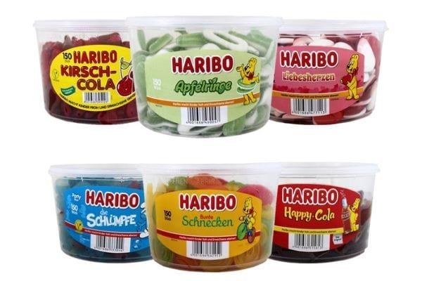 Haribo Fruchtgummis von Drop Shop Schwandtner