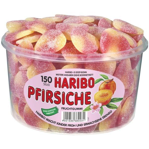 Haribo´s Pfirsiche von Drop Shop Schwandtner
