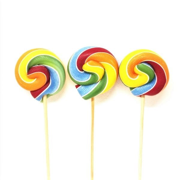 Zuckerfreie Lollipops mit Vitami C von Drop Shop Schwandtner