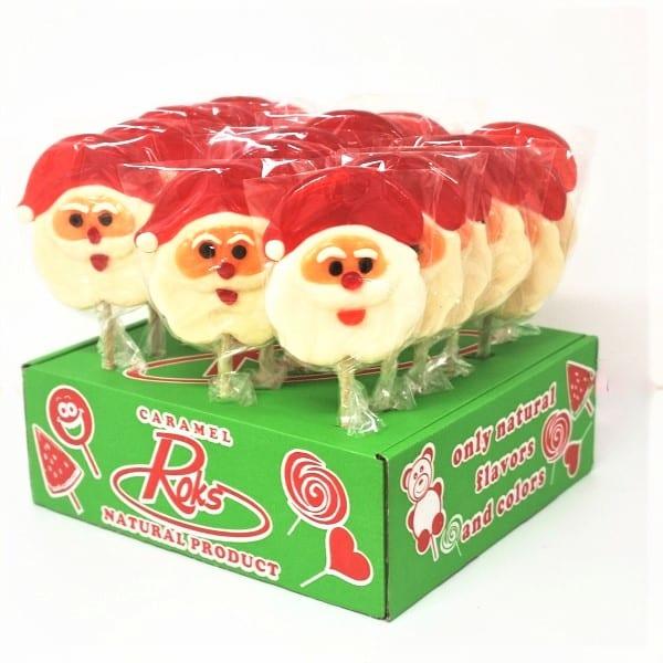 Lollipops Weihnachtsmann bei Drop Shop Schwandtner