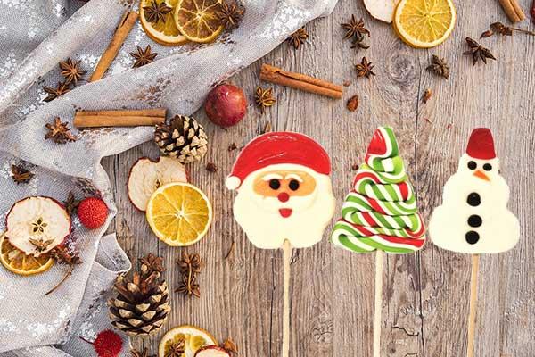 Süße Weihnachten bei Schwandtner