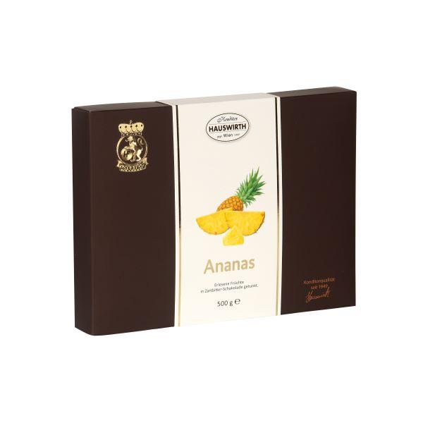 Ananas getunkt von drop shop Schwandtner